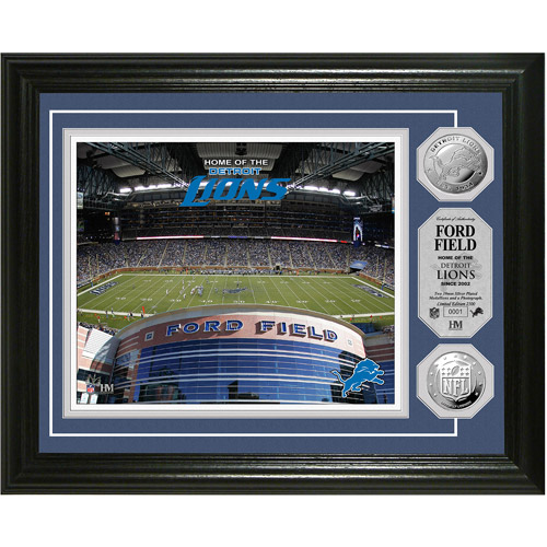 NFL Highland Mint, Gold Coin Photomint, Ford Field
