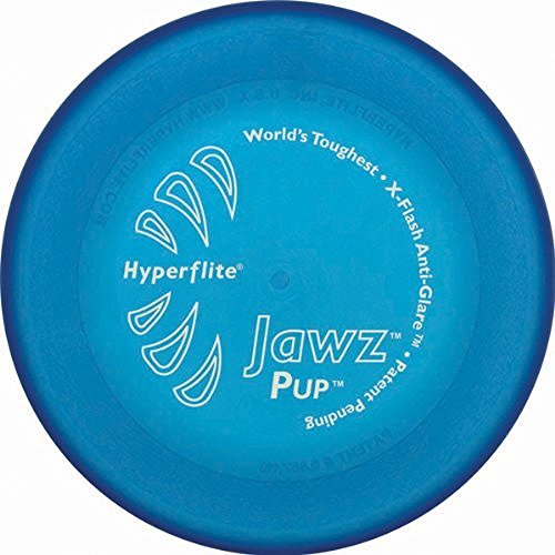 Hyperflite Jawz Pup, 7-Inch, Lemon-Lime