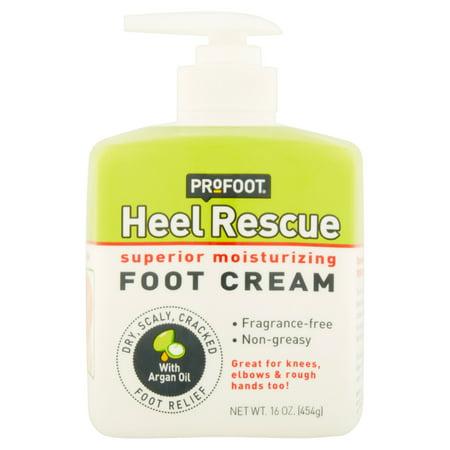 Profoot talon Rescue Superior Hydratante Crème pour les pieds, 16 oz.