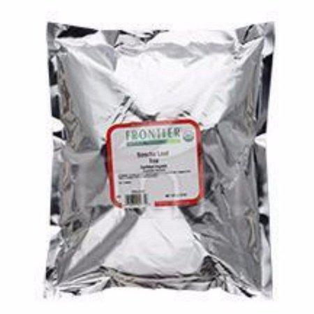 Frontier Herb Tea - Organic - Green - Sencha Leaf - Bulk - 1 Lb