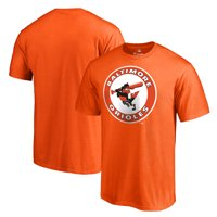 Baltimore Orioles Fanatics Branded Cooperstown Collection Forbes T-Shirt - Orange