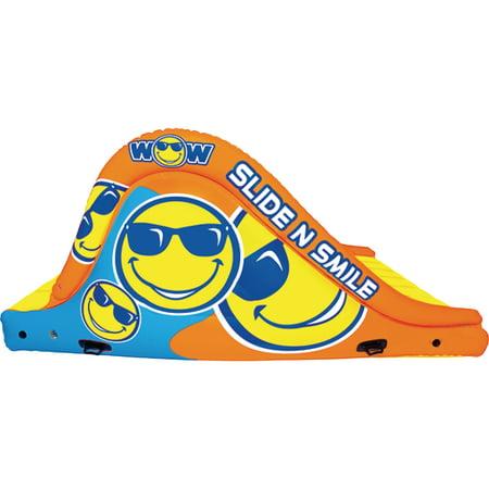 WOW 19-2210 Slide N Smile Pool & Lake Float Lounge ()