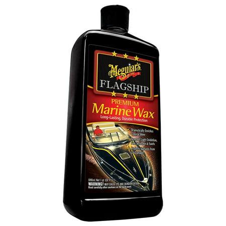 Meguiar's M6332 Flagship Premium Marine Wax - 32