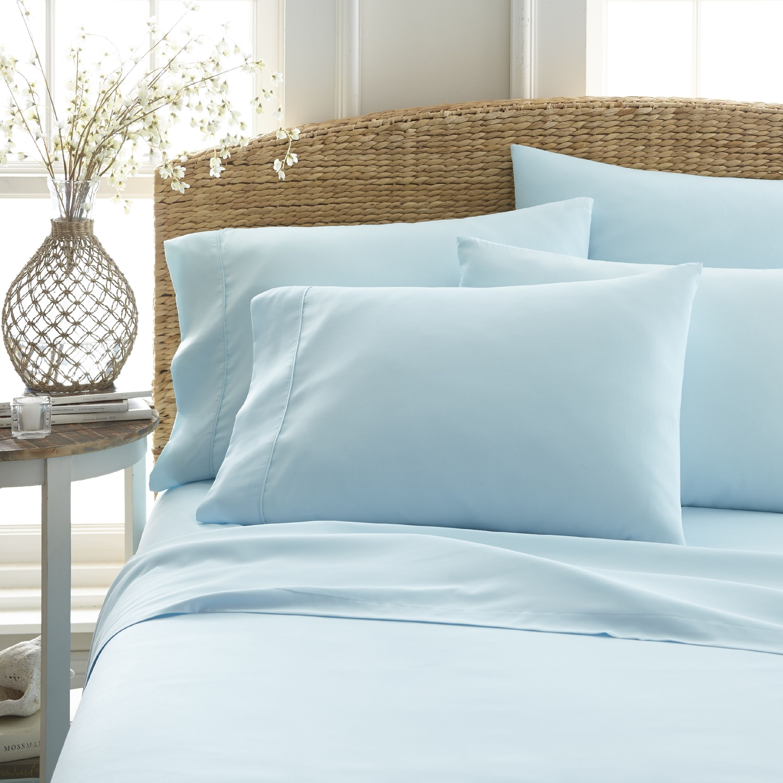 Noble Linens Premium Ultra Soft 3 Piece Puffed Rugged Stripes Duvet Cover Set