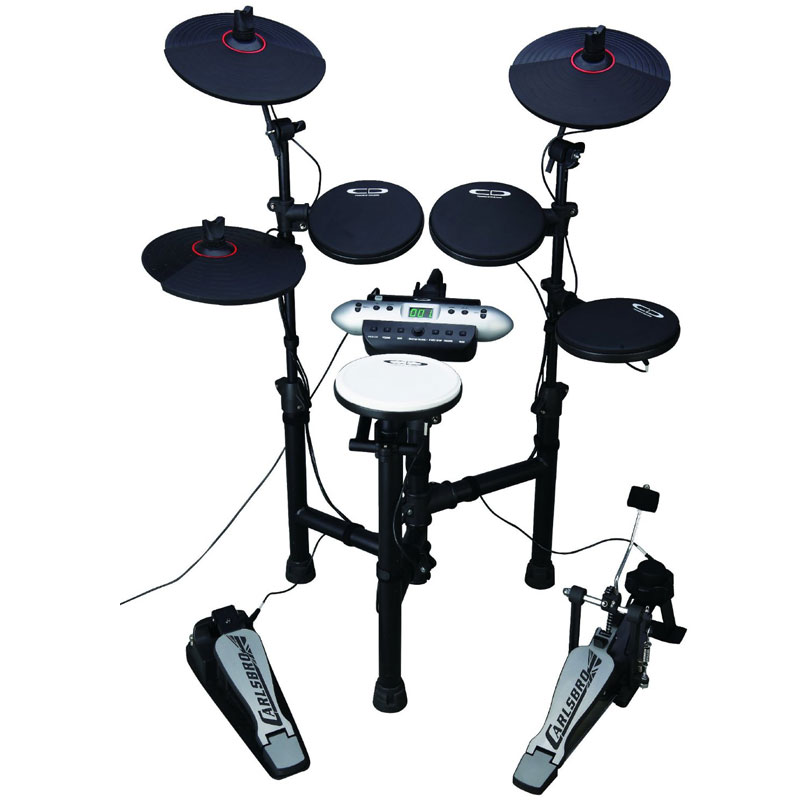 Carlsbro CSD130XXX Electronic Drum Set by Samson