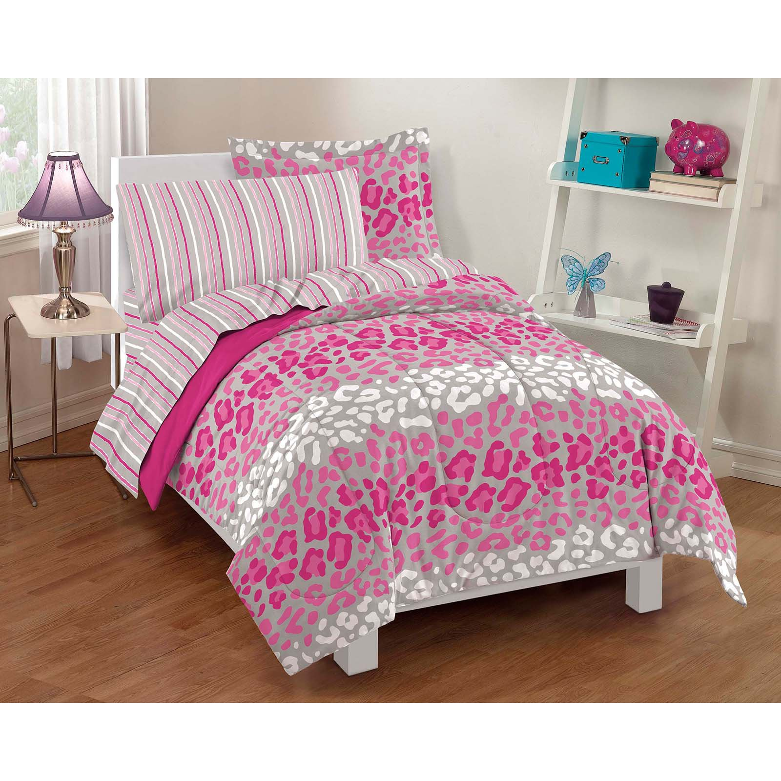 Dream Factory Safari Girl Bedding Comfor