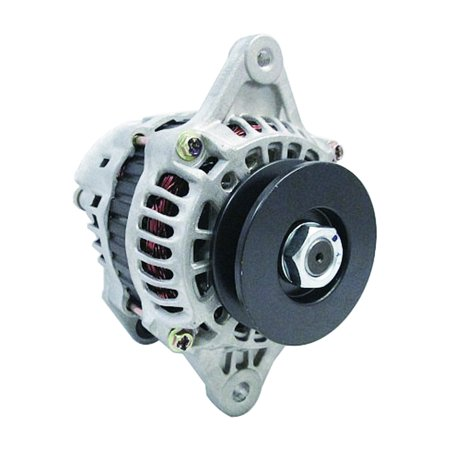 New Alternator For Case & Ford Tractors, New Holland Mowers, Skid Steer Loaders, Compact And Farm Tractors - Farm Tractor Mowers