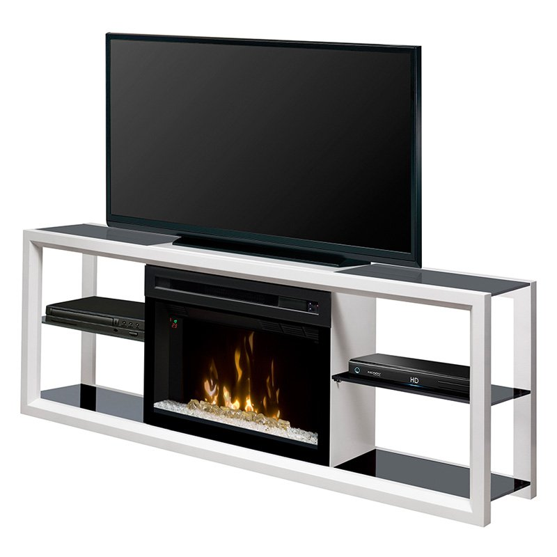 Dimplex Novara Entertainment Center Electric Fireplace