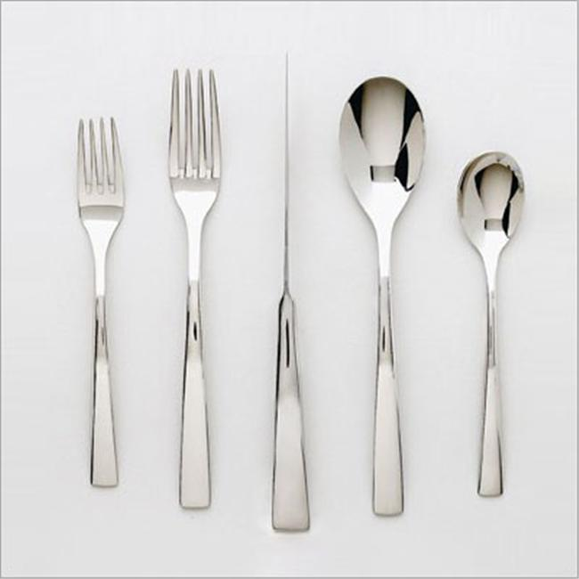 Ginkgo President 45-Piece Flatware Set