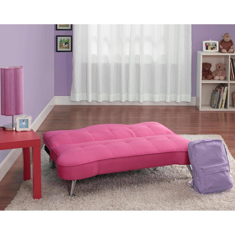 Walmart Pink Futon Home Decor