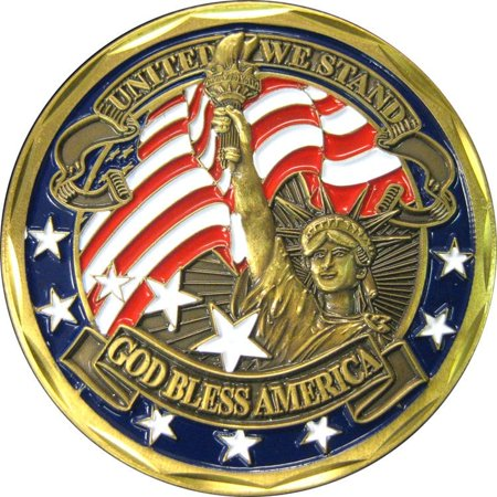 - Eagle Crest United We Stand 1776 Commemorative Coin