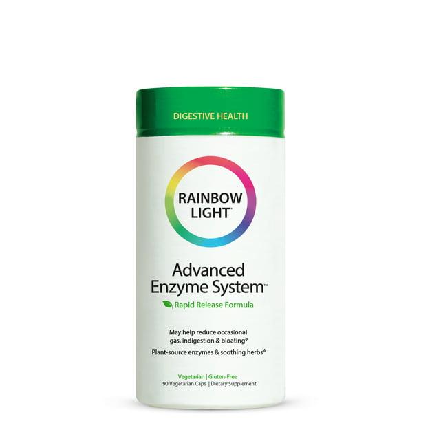 Rainbow Light Advanced Enzyme System™ 90 vCaps