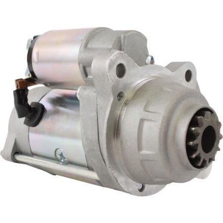 DB Electrical SFD0106 New Starter For Ford F250 F350 F450 F550 Super-Duty 6.7L 6.7 Diesel 11 12 13 14 15 2011 2012 2013 2014 2015 BC3T-11000-AB BC3Z-11002-A SA-1004 6696