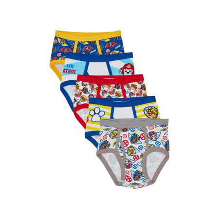 PAW Patrol Boys Underwear, 5 Pack](Paw Patrol Clothes)