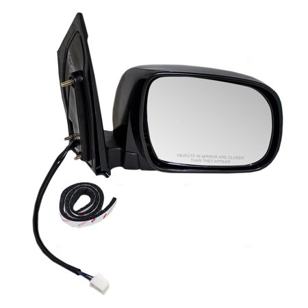 1998 Toyota Sienna Mirror (Passengers Power Side View Mirror Heated Replacement for Toyota Sienna 87910-AE020 )