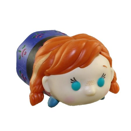 Anna Top - Jakks Pacific Toys - Disney Tsum Tsum Series 1 Figure - ANNA #174 (Medium)