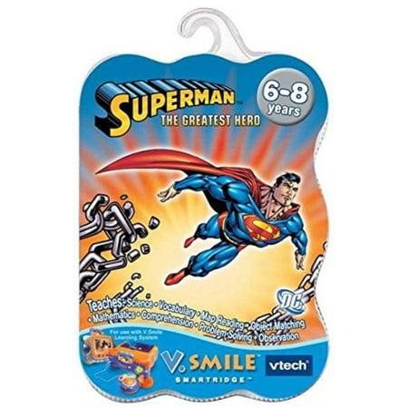Vtech V Smile Pocket (VTech - V.Smile - Superman: The Greatest Hero)