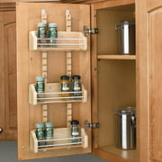 Rev-a-Shelf Adjustable Door Mount Spice Rack