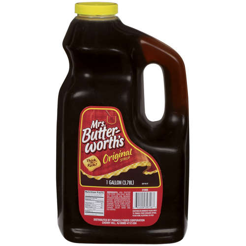 Mrs. Butterworth's Original Syrup 1 Gal Jug