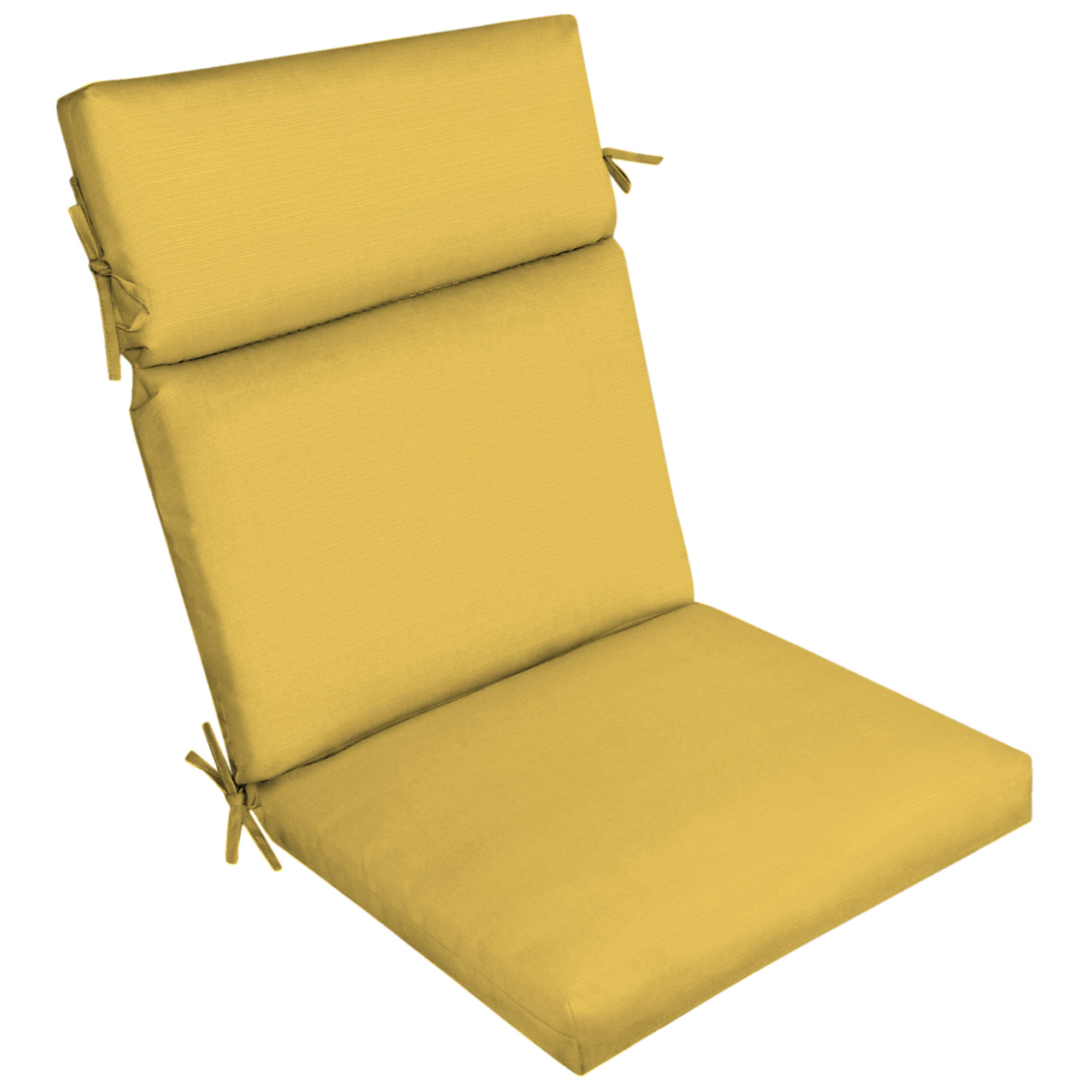 Better Homes & Gardens Navy 44 x 21 in. Outdoor Dining Chair Cushion with EnviroGuard