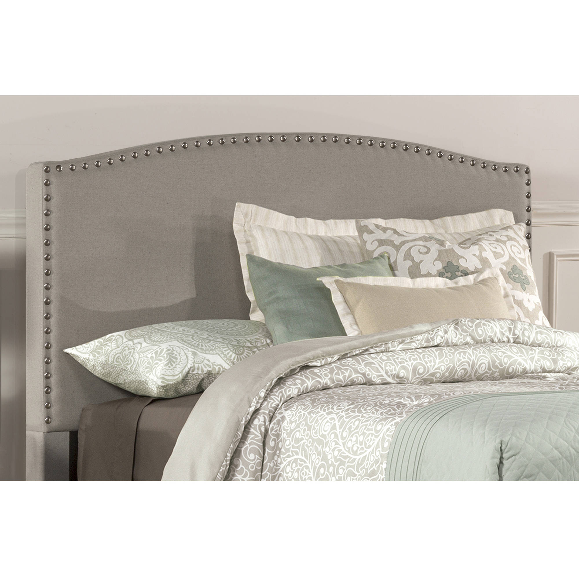 Kerstein Full Bed, Dove Gray (Box 1 of 3)