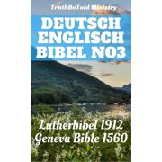 Deutsch Englisch Bibel No3 - eBook