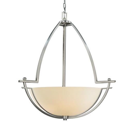 Woodbridge Lighting Aurora 3-Light Bowl Pendant