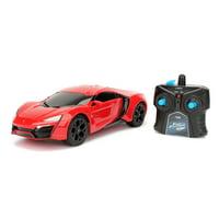 Jada Toys - Fast & Furious 1:16 RC, Lykan Hypersport