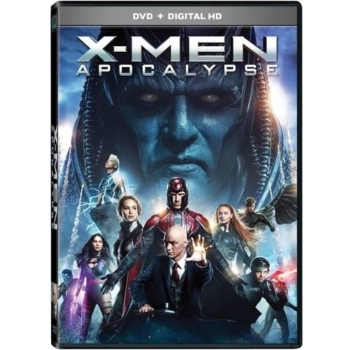 X-Men: Apocalypse (DVD   Digital Copy)