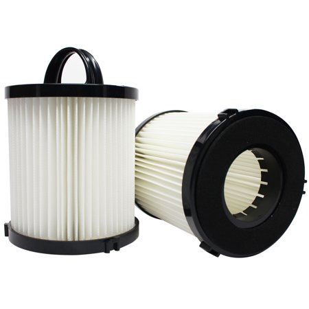 2-Pack Replacement Sanitaire SC5845B Vacuum Dust Cup Filter - Compatible Sanitaire 71738A-4, 62136A Filter - image 4 de 4