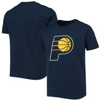 Indiana Pacers Youth Primary Logo T-Shirt - Navy