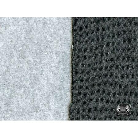 Sweatshirt Cotton Fleece Gray Fabric Cotton Fleece Fabric