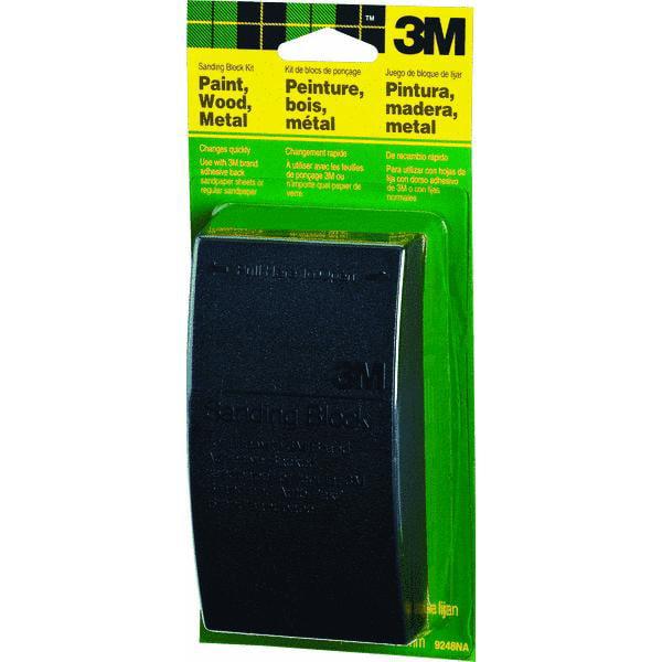 3M Block Hand Sanding Kit