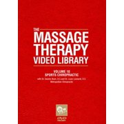 Massage Therapy Video Library Sports Chiropractic, Vol. 10 by