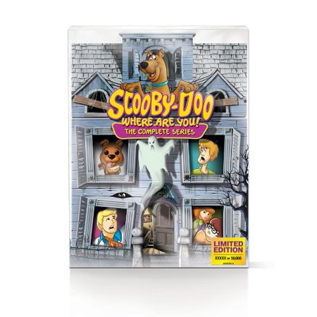 Limited Edition Complete Package - Scooby-Doo, Where Are You!: The Complete Series (Blu-ray + Digital Copy)