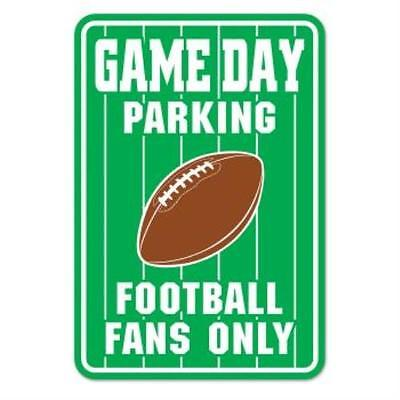 Game Day Parking Sign, 5PK