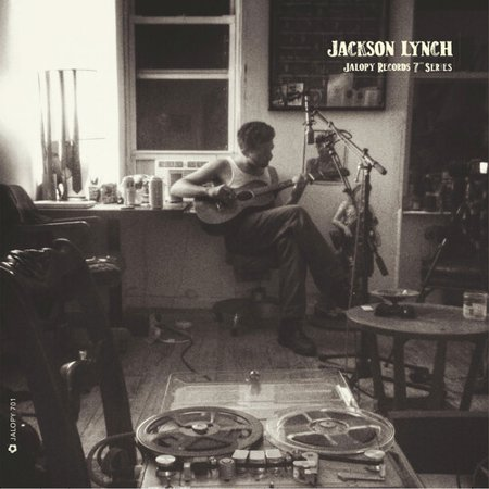 Jackson Lynch - Jalopy Records 7 Series: Jackson Lynch - Vinyl (Sporty Jalopy)