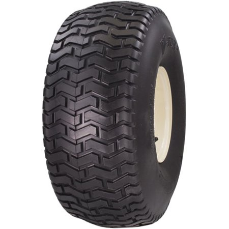 Greenball Soft Turf 18X9.50-8 4 PR Turf Tread Tubeless Lawn and Garden Tire (Tire