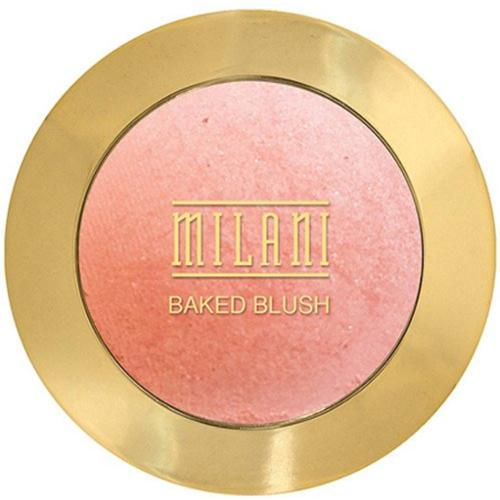 Milani Baked Powder Blush, Luminoso [05] 0.12 oz (Pack of 2)