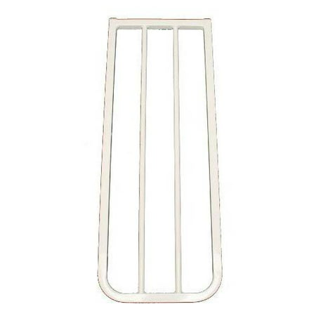 Cardinal Gates 10.5-Inch Extension for SS-30 or MG-15, White