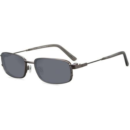 EasyTwist Mens Prescription Glasses, CT197 Grey