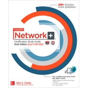 Certification Press: Comptia Network+ Certification Study Guide (Exam N10-006) (Other)