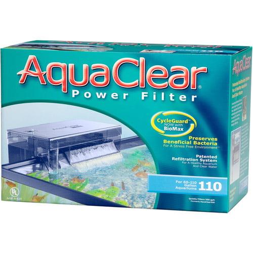 Aqua Clear 110(500) Filter W  Media by Aquaclear