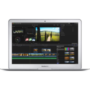 """Apple MacBook Air 13.3"""" LCD Laptop Core i5 1.7GHz 4GB RAM 64GB SSD - Scratches & Dents"""