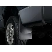 WeatherTech 15+ GMC Yukon/Yukon XL (w/o Flares) No Drill Rear Mudflaps