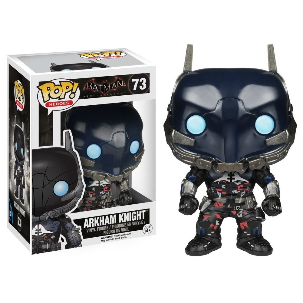 Batman: Arkham Knight - Arkham Knight POP! Action Figure, New 01 Exclusive Quinn Returns Funko Joker Knight Trading Dc Vinyl Previews 63832 Grade.., By FunKo