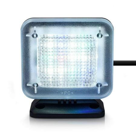 TKOOFN Fake TV Simulator Anti-Burglar Theft Deterrent LED Light Sensor Home