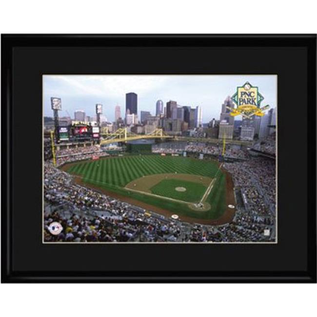 Toon Art TNA-39923 Pittsburgh Pirates MLB Pnc Park Limited Edition Lithograph