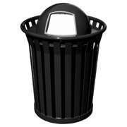 Witt Wydman Receptacle 36 Gallon Swing Top Trash Can