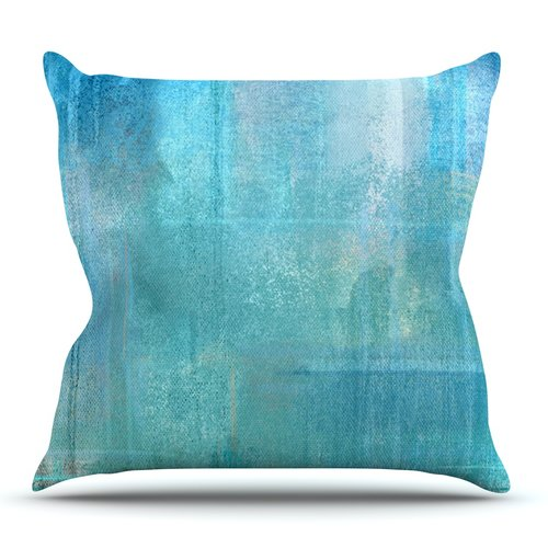 East Urban Home Eye Candy by CarolLynn Tice Outdoor Throw Pillow